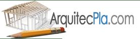 ArquitecPla – Arquitectura Logo